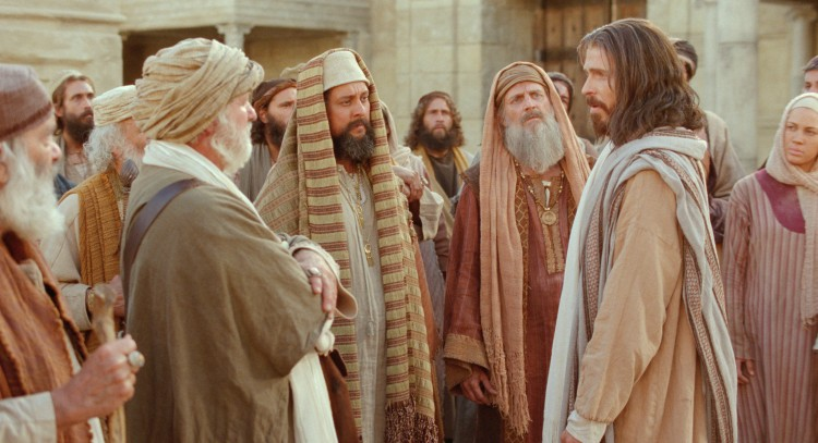 the-pharisees-and-jesus