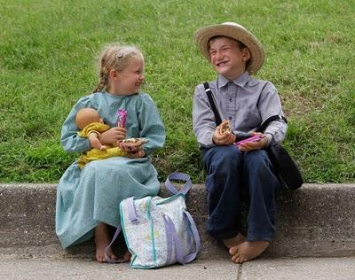 Mennonitische Kinder