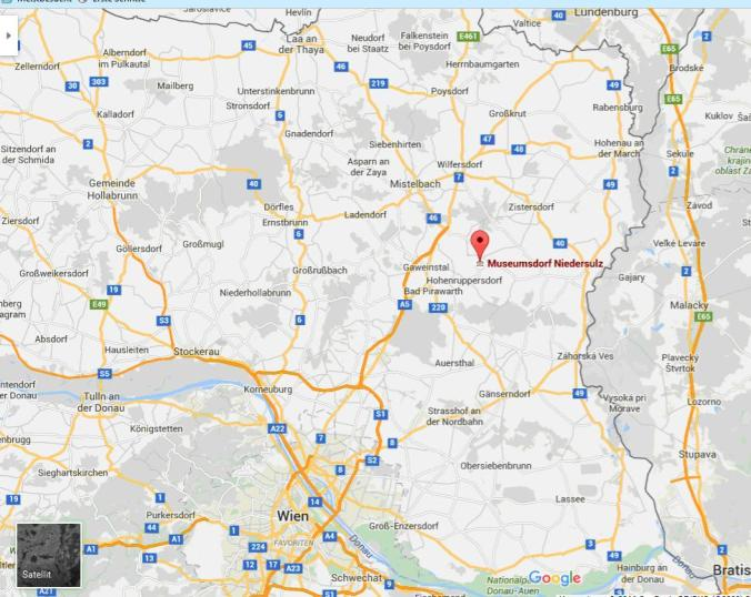 Niedersulz-map